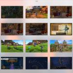 Mac純正プレビュー.appで複数の画像を一度に表示する方法