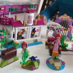 4歳の娘にレゴの「ディズニープリンセス アリエル」をプレゼントした結果