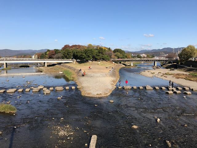 子供たちと一緒に気軽に鴨川で川遊び!まったり過ごせる鴨川デルタに行ってきたよ!