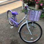お店で受け取り&送料無料が嬉しい!イオンバイクのネットショップで小2の娘の自転車 ブリヂストン エコパル 22型を買いました!