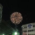亀岡平和祭保津川花火大会で子連れで混雑を避けて露店を楽しむならJR亀岡駅南口側がオススメ