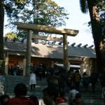 【伊勢志摩旅行記 1】土日は混雑必至!式年遷宮で盛り上がる「伊勢神宮」に行って来たよ!