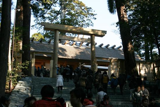 伊勢神宮の式年遷宮