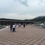 全面開通した京都縦貫道の混雑具合と道の駅「京丹波 味夢の里」