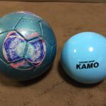 目指せ!ドリブラー!子供のサッカー練習用にリフティング用ボールを買いました