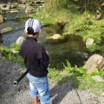 子供の釣りデビューにもちょうど良い!バーベキューも楽しめる朽木渓流魚センターに行って来た!