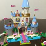女の子だって楽しめる!5歳の娘の誕生日に「レゴ ディズニープリンセス シンデレラの城」を買いました
