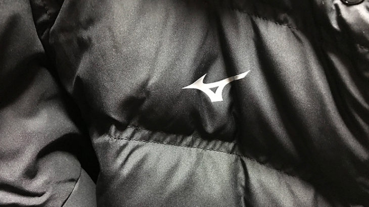 【ジュニアサッカー】観戦時の寒さ対策には絶対ロングダウン!ミズノロングダウンコートを買いました!