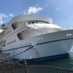 海の上でプラネタリウム!?  エネルギーや船についても学べるエル・マールまいづるは子供と一緒に楽しもう!