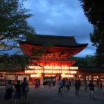 夜の神社は幻想的・・・ 神様の池に入れる下鴨神社 御手洗祭り(みたらしまつり)に行ってきたよ!