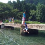 【体験記】子供たちと美山町自然文化村で真夏のキャンプ!由良川で川遊びもオススメ!