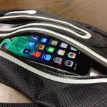 iPhone 6 Plus持ちジョガーにオススメ!6 Plusも余裕で収納可能な「ナイキ ランニングウエストバック RN8501」を買いました