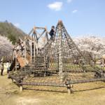 子供も大喜び間違いなし!美山のダムパーク大野は京都近郊のドライブピクニックにオススメ!