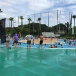 安くてキレイで子供たちも楽しめる!京田辺市の田辺公園プールに行ってきた!
