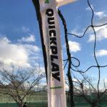 【ジュニアサッカー】小学生でも一人で使える?強度は?クイックプレイ組み立て式ゴール フットサル公式サイズを購入したのでレビューします!