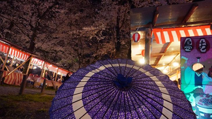 カメラ初心者だけどSONY α6400で京都 平野神社の夜桜を撮影してみた!