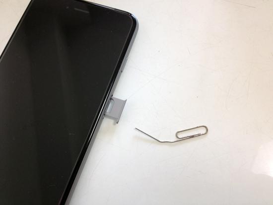 iPhone6アクティベーション
