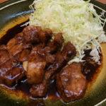 高速で三重グルメを楽しむなら東名阪道の御在所サービスエリア(上り)の四日市名物とんてき定食がオススメ!